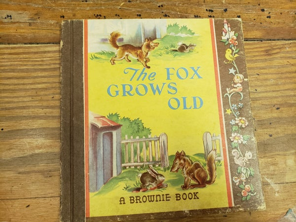The Fox Grows Old
