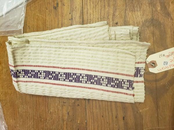 Vintage Textile-European Towel