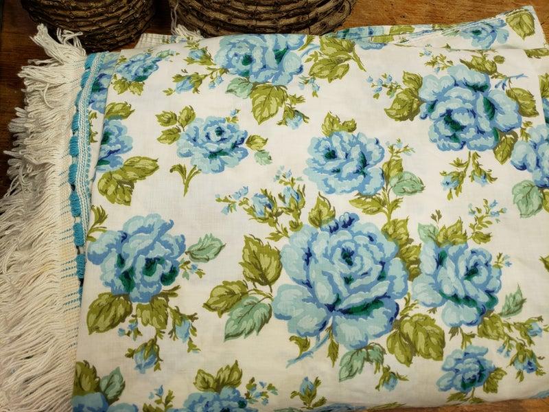Vintage Twin bed sham