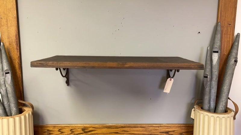 Wood shelf-no shipping