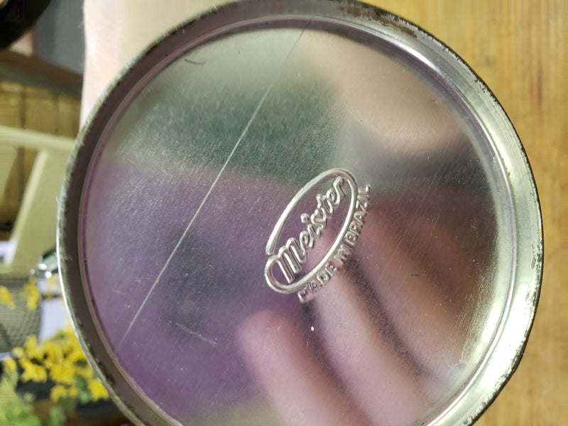 Meister Made In Brazil Tin