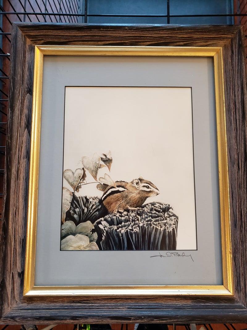 Jon Bailey Wildlife Art