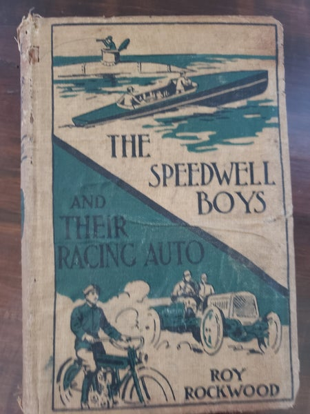 1913-The Speedwell Boys