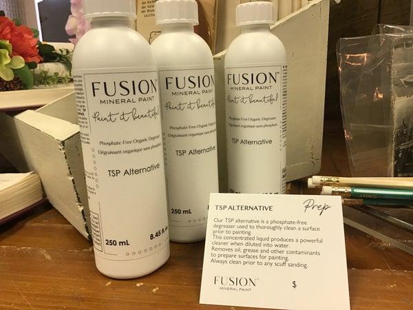 Fusion TSP Alternative
