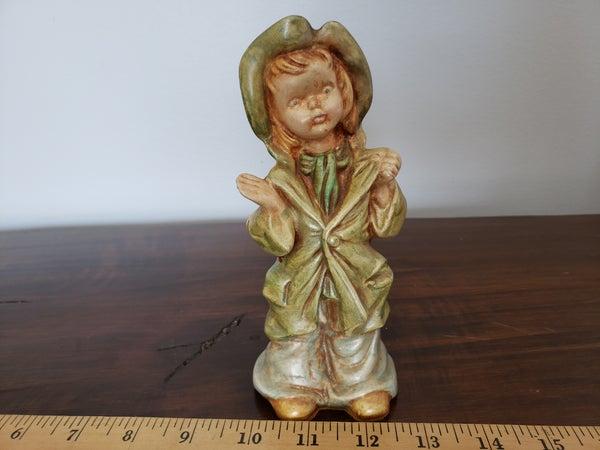 Vintage Ceramic Figurine