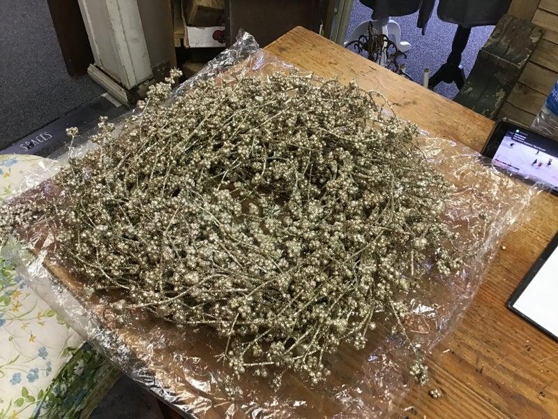 Large Glitter Pine