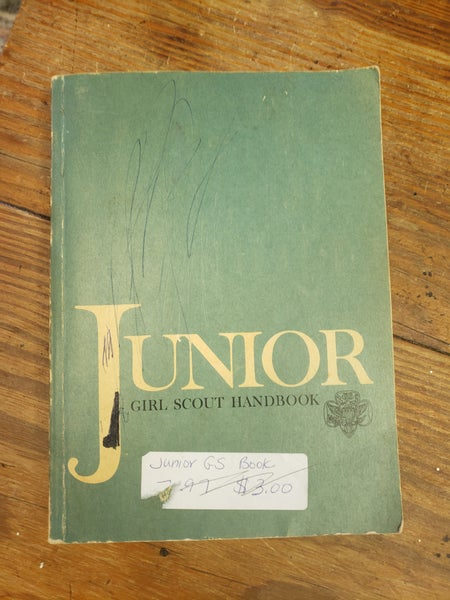 junior Girl Scout Book