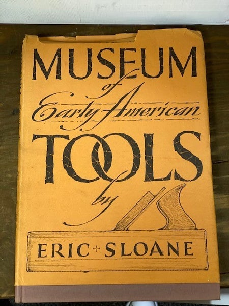 Museum of Early Americna Toold book