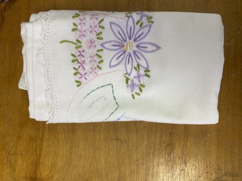 Handmade twin pillowcae