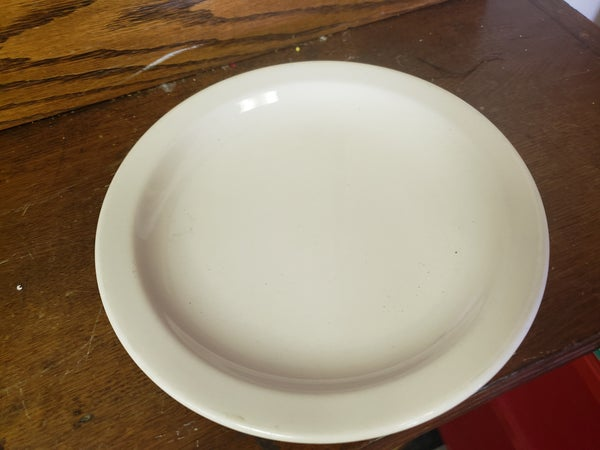 Homer Laughlin Restaurant ware Plate