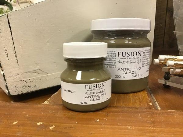 Fusion Antiquing Glaze 60mL