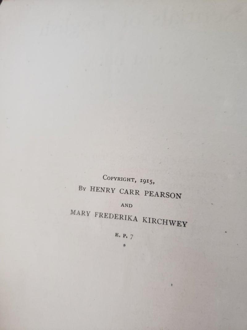 1915-Essentials of English