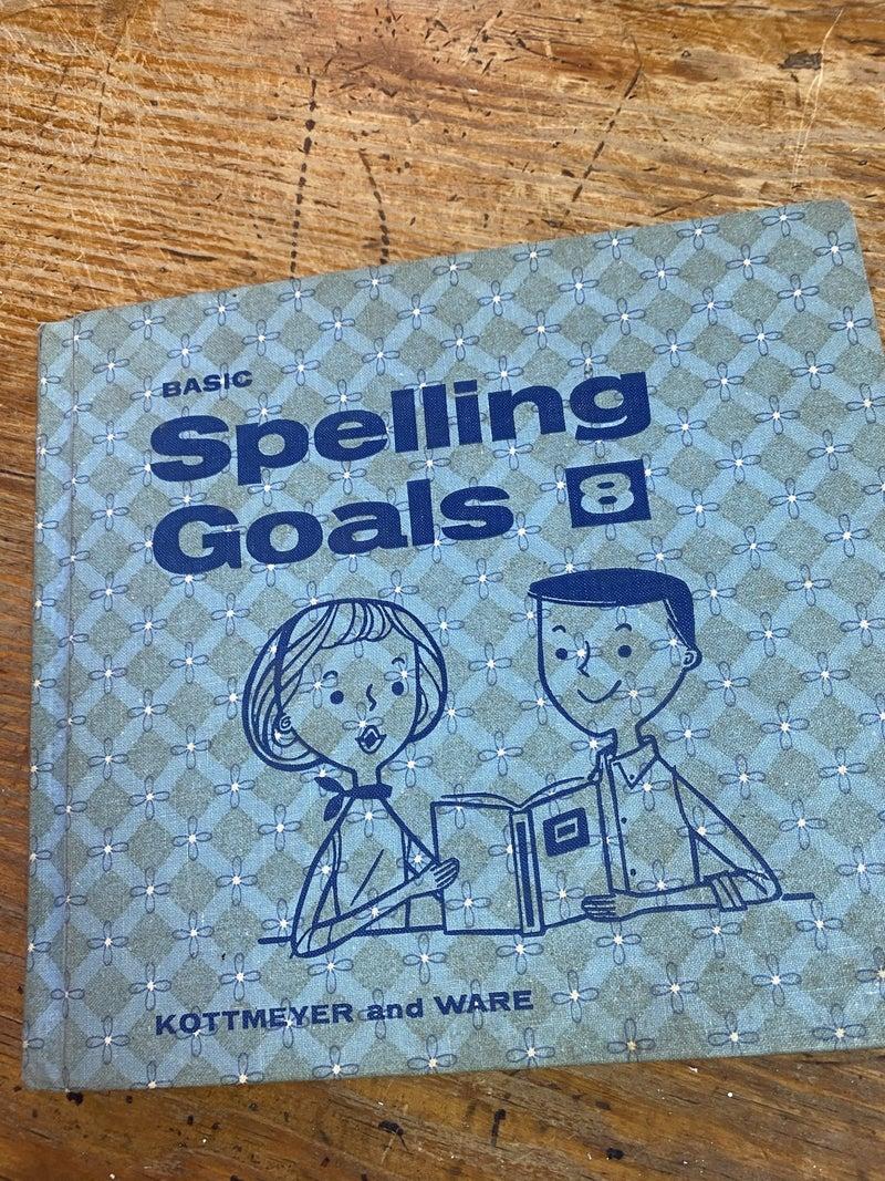 Spelling goals