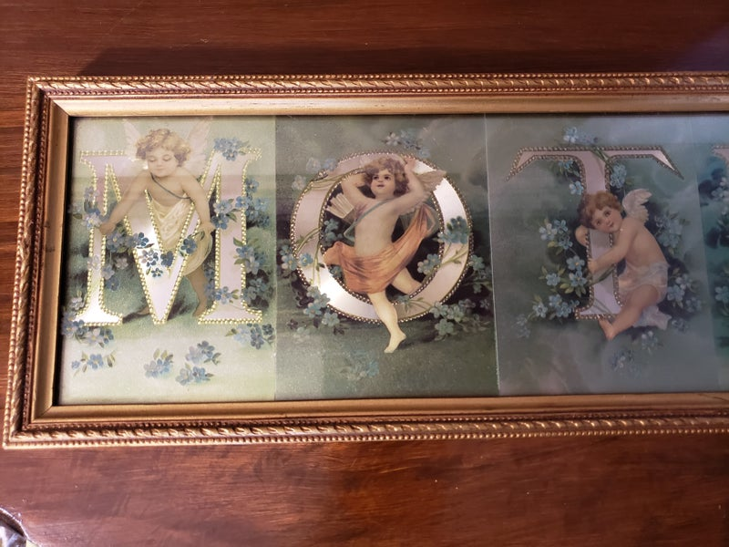 """""""Mother"""" Framed Art"""