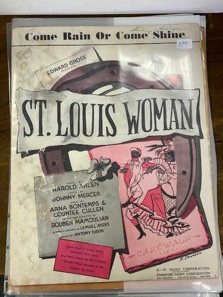 St Louis woman