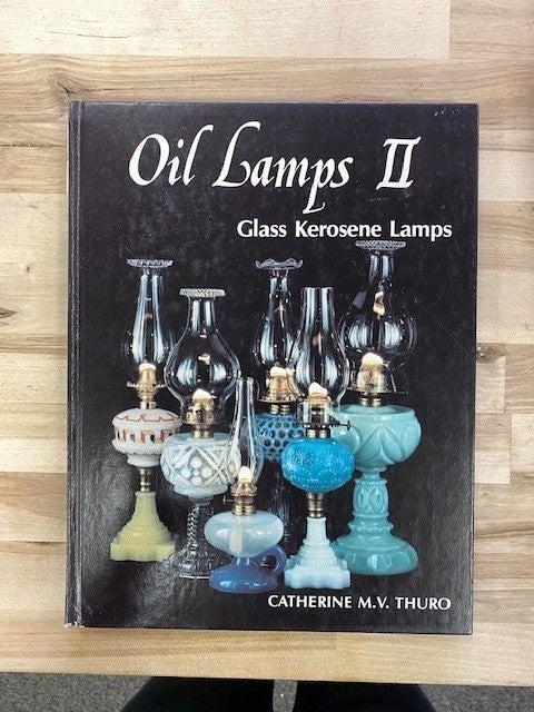 Oil lamp collectors guide