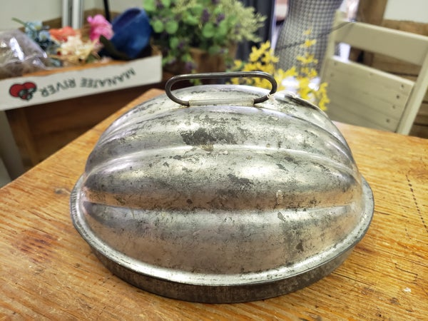 Vintage Melon Shaped Mold