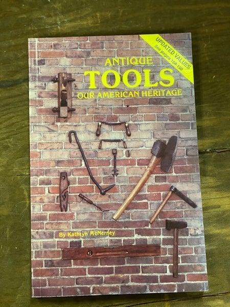 Anitque tools book