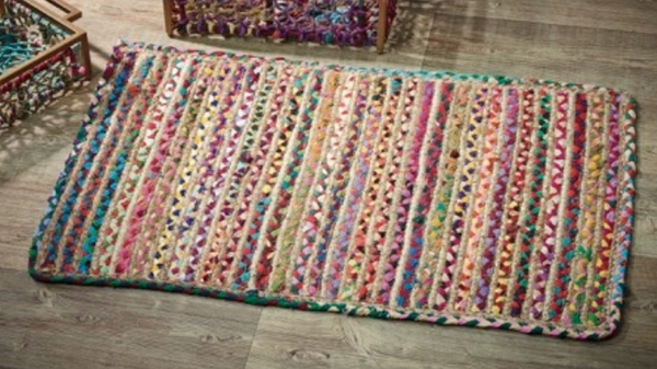Mulit Colored Rug