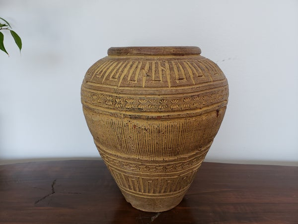 Vintage Pottery Vase-NO SHIPPING