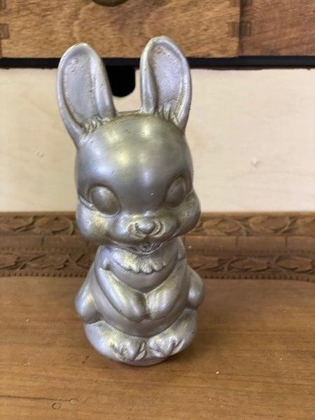 Heavy metal bunny