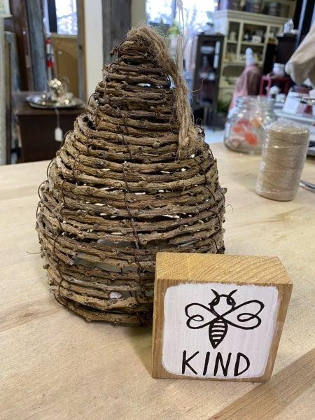 Bee Keep and Block