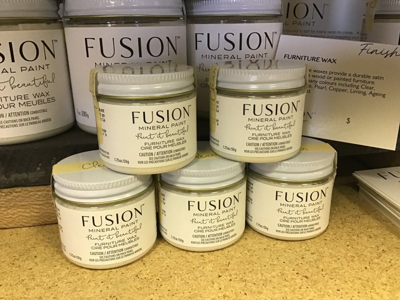 Fusion Clear Wax 50g