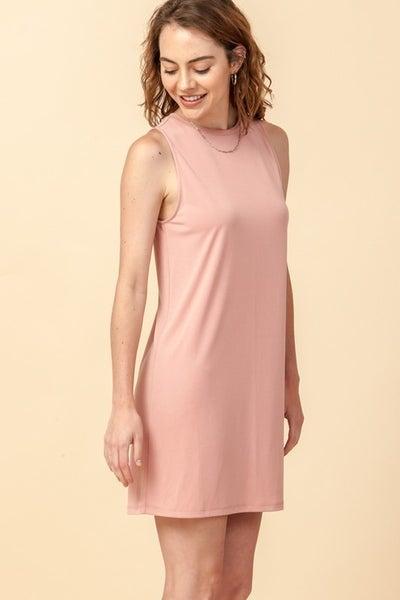 Desert Rose Basic Dress