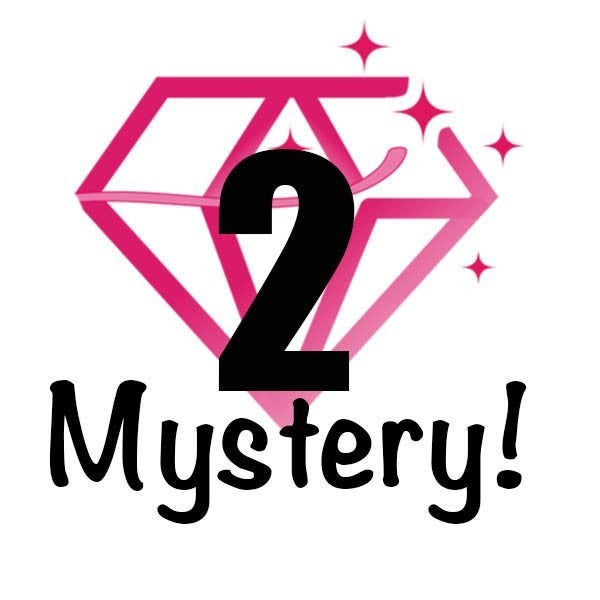 """8/15: Normally $23.97 - TWO Mystery Fun Sized Partials 7.5""""x9.5"""" (#104)"""