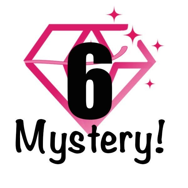 8/22: Mystery GOODIE Bag - 6 Items (#6)