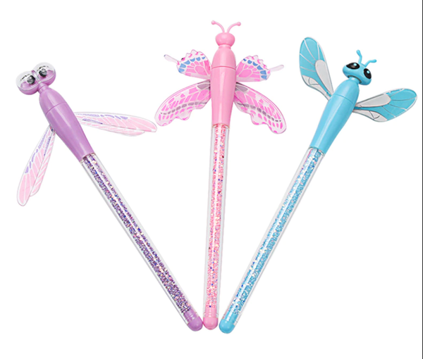 4/29: Bug Pen - Three Different Designs (Purple, Pink, Teal) (#1146)