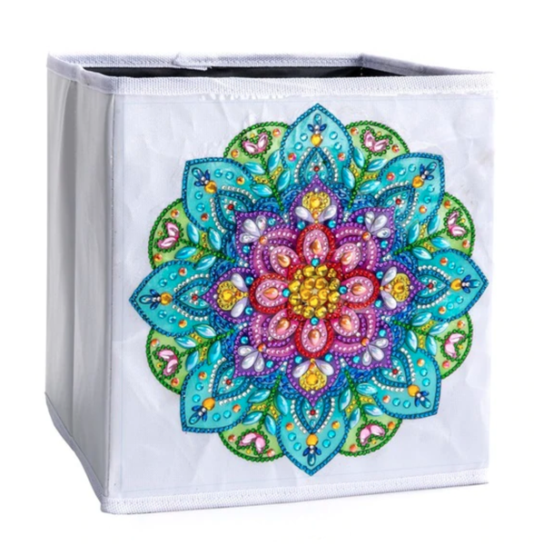 4/20: NEW Mosaic Storage Container (#917)