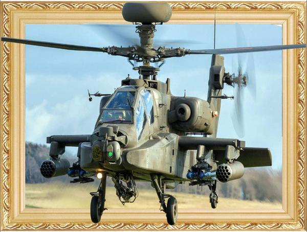 """8/31: Chopper (Diamond Heavy Partial) 12""""x16"""" (#485)"""