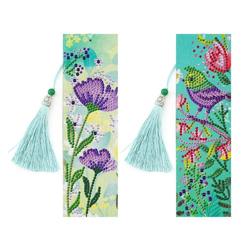 9/9: Set of 2 Bookmarks (#934)
