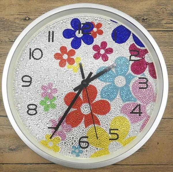 4/1: Flower Clock (#808)