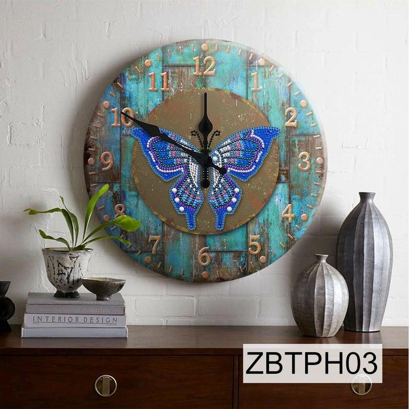 6/15: NEW Tin Clock #3 (#3)