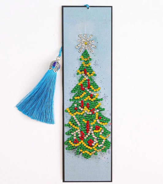 $9.97: Christmas Tree Bookmark (#393)