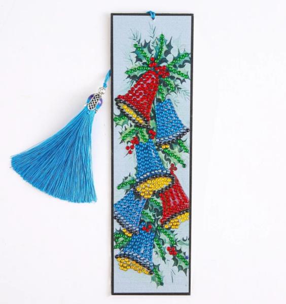$9.97: Christmas Bells Bookmark (#375)