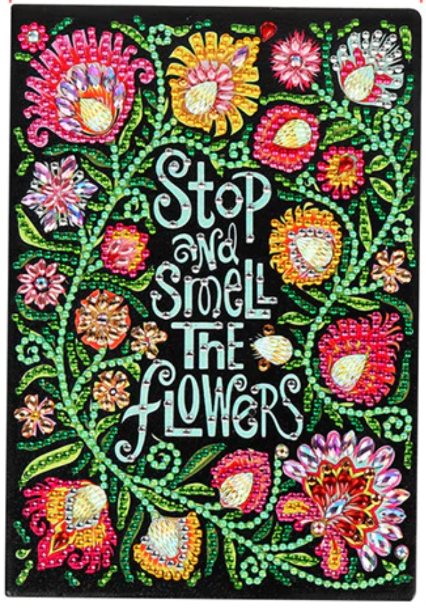 6/15: Stop and Smell the Flowers Notebook (#1287)