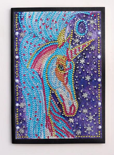 6/27: Unicorn Notebook - LINED (#1392)