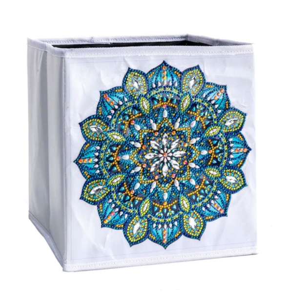 5/30: NEW Mosaic Storage Container (#923)