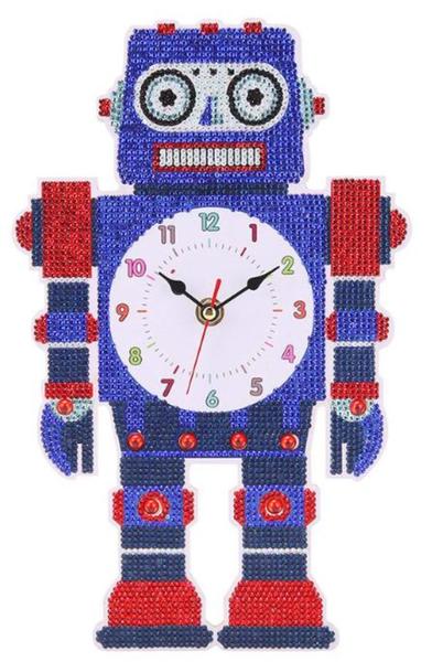 2/9: Robot Clock (#792)