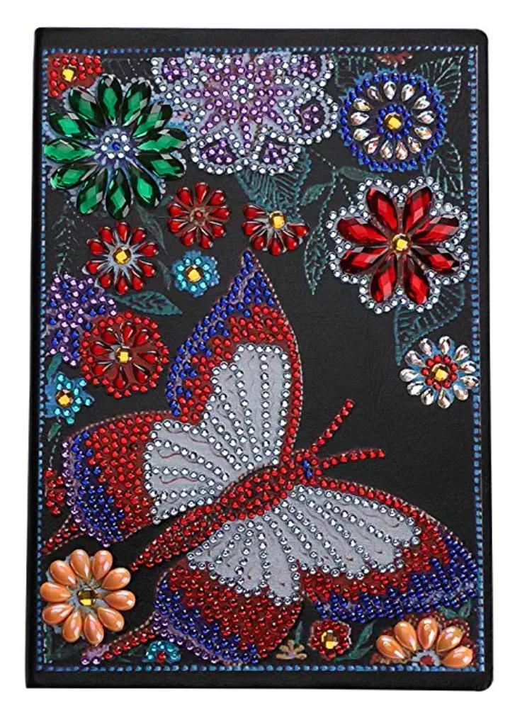 9/21: Big Beautiful Butterfly Notebook (#1384)