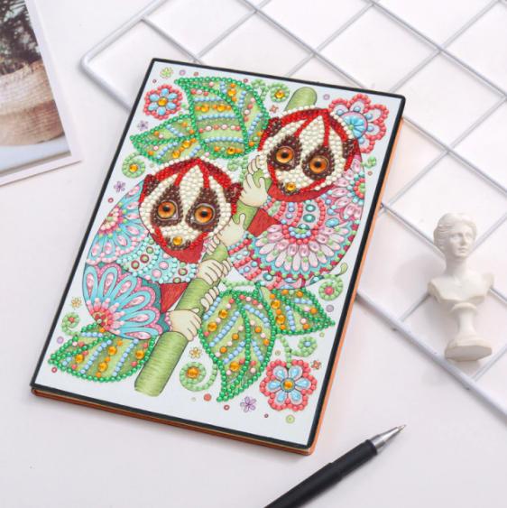 Cuties Notebook  (Blank)(#610)