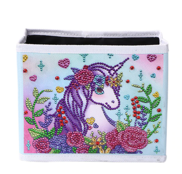 8/8: Unicorn Storage Container Box (#710)