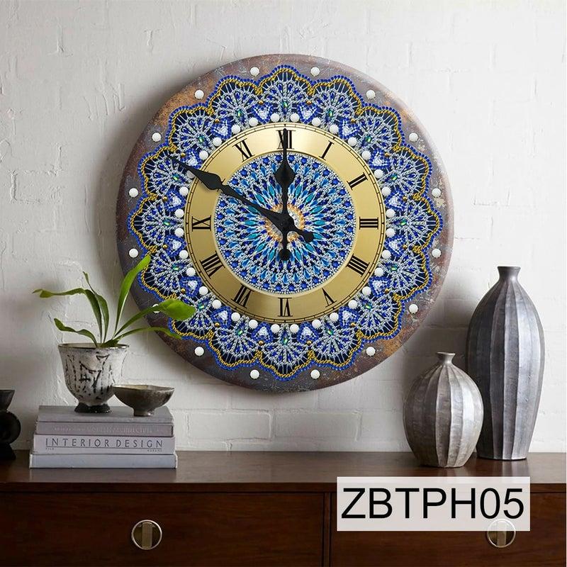 6/15: NEW Tin Clock #5 (#317)