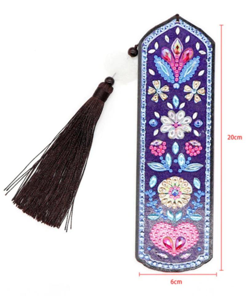 4/27 PM: Flower Bookmark (#80)