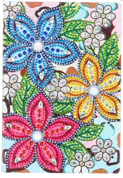 6/13: Pretty Flowers Notebook (#1281)
