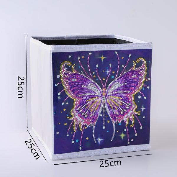 6/3: Organizer Storage Container Box - Butterfly (#682)