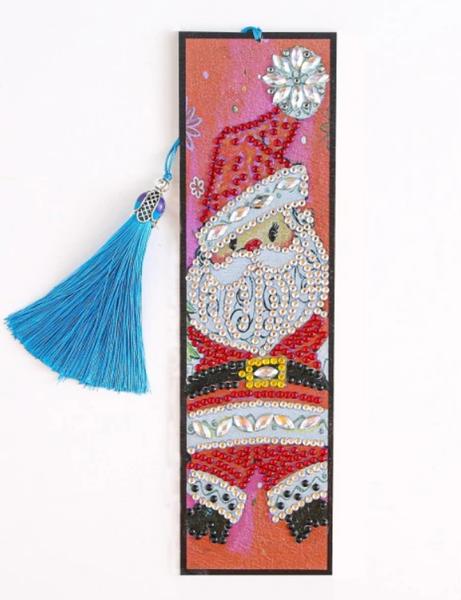 $9.97: Santa Bookmark (#379)